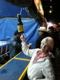 Carneval, CK w: beer bottle