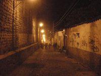 67 Night on a quiet street