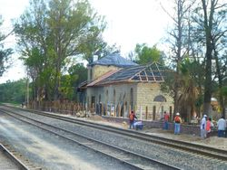 02 Old Train Station