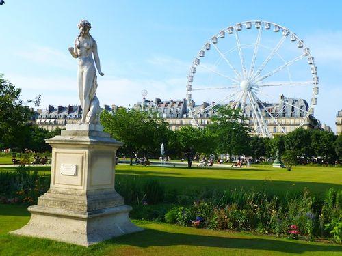 15 The 'Paris' wheel