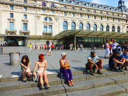 25 At the Musee D'Orsay