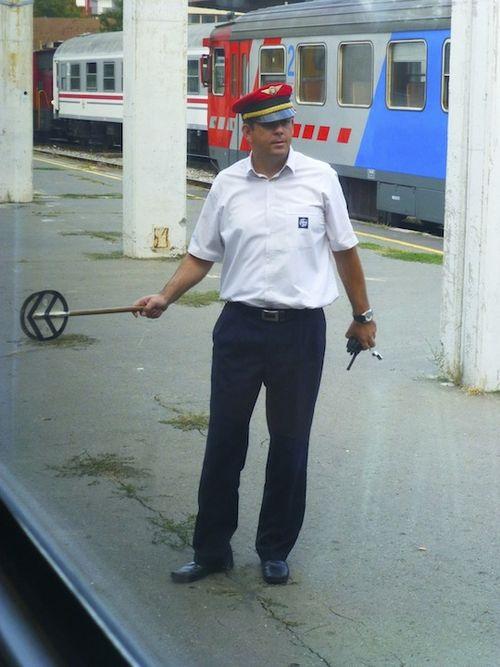 10 Station master