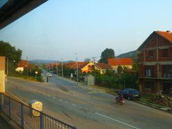 19 Serb village