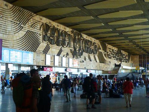 22 Sofia Central Station