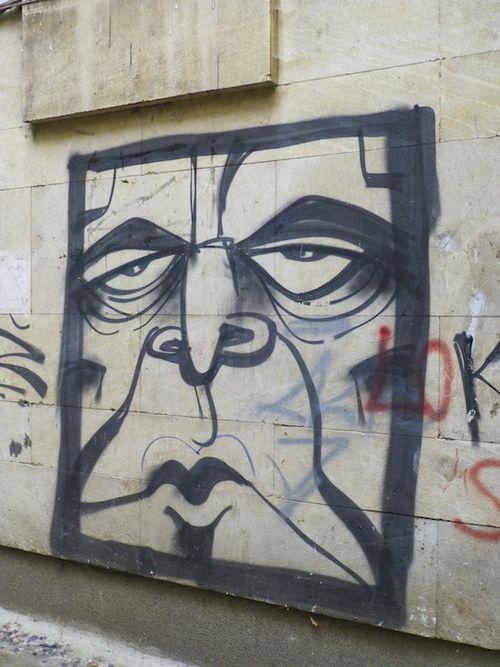 49 Grafitti