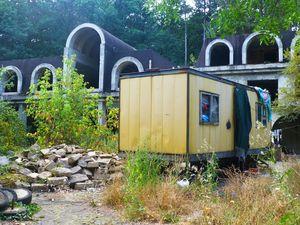 72 Abandoned House