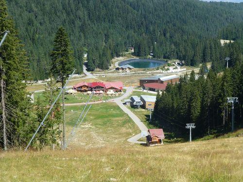 108 Upper gondola station