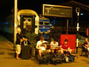 16 Belgrade, waiting