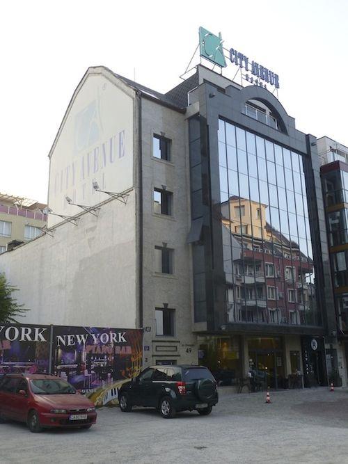 23 City Avenue Hotel