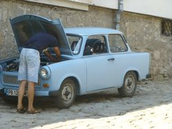 149 An old Lada