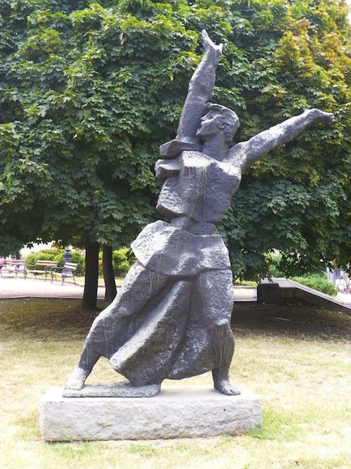54 Sculpture