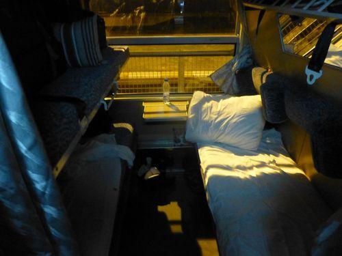 1c Sleeping berth