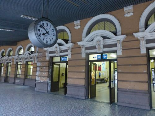 1a Plovdiv station
