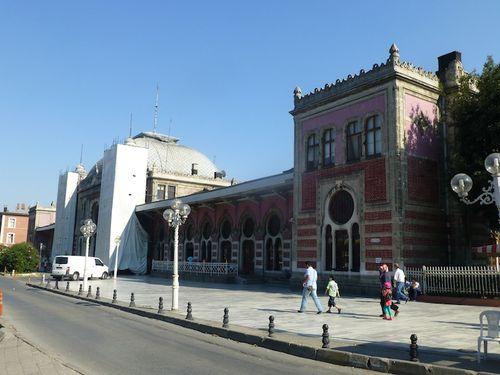 4 Sirkeci Station