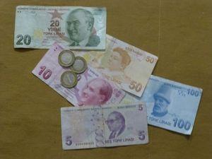 6d Turkish Lira