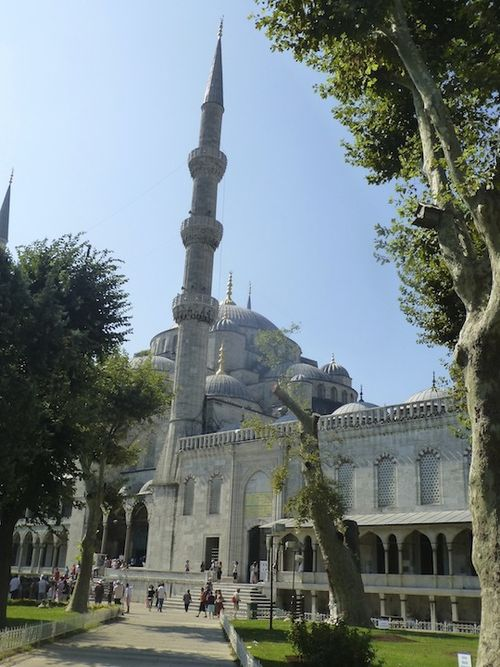 24 Blue Mosque