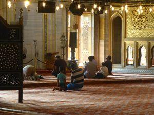 32 Blue Mosque