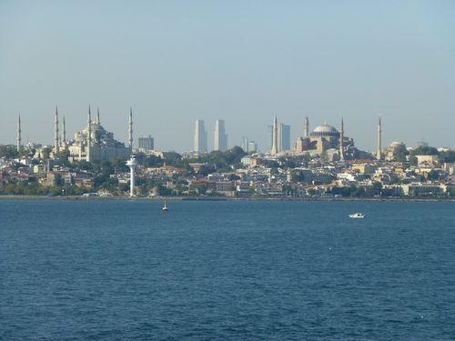 75 Istanbul skyline
