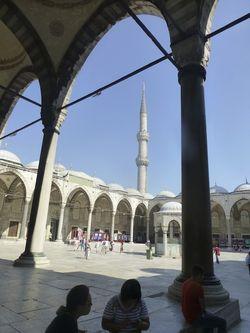 25 Blue Mosque