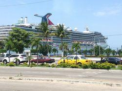 22 Carnival ship