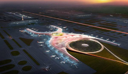 CDMX New Int'l Airport edit