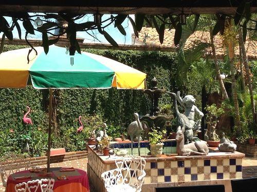 1 Casa Fantasia Courtyard