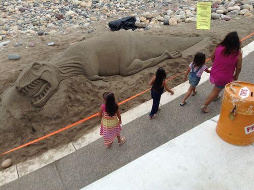 14 Sand Sculpture