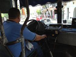 21 hot bus ride