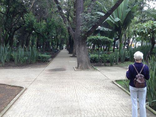 4a Parque México