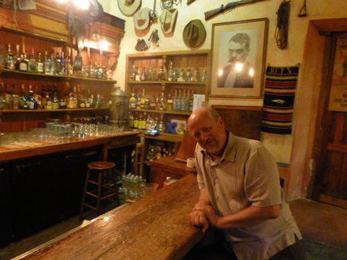 26 The bar