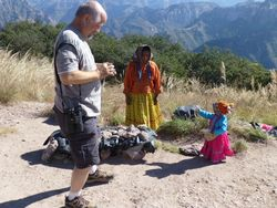 59 Tarahumara vendors