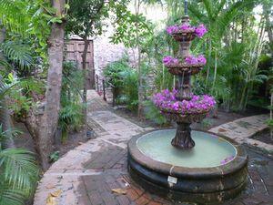 97 Courtyard